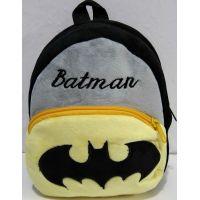 Детский плюшевый рюкзачок (Бетмен) 18-10-088