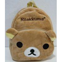Детский плюшевый рюкзачок (Медведь) 18-10-088