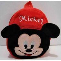 Детский плюшевый рюкзачок (Микки) 18-10-088