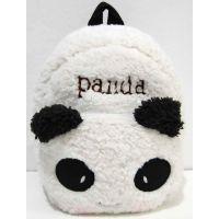 Детский плюшевый рюкзачок (Панда) 18-10-088