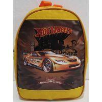 Детский тканевый рюкзак (жёлтый) 18-11-026