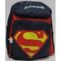 "Детский  рюкзак ""Супермен"" (тёмно синий) 18-11-036"