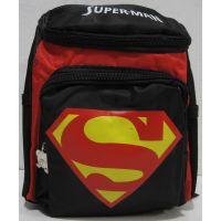 """Детский  рюкзак """"Супермен"""" (чёрный) 18-11-036"""