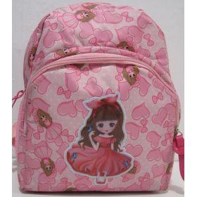 Детский рюкзак для девочки (розовый) 19-05-172