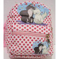 Детский небольшой рюкзачок (Котики) 18-12-219