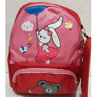 Детский рюкзачок с пеналом (красный) 19-08-023