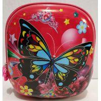 Детский каркасный рюкзачок для девочки 19-09-016