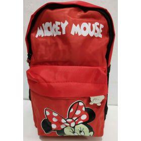 Тканевой рюкзак для девочки Micky Mouse19-09-018