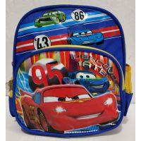 Детский рюкзак Тачки (голубой)  19-09-026