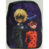 Детский рюкзак Леди Баг и Кот (чёрный) 19-09-027