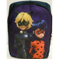Детский рюкзак Леди Баг и Кот (синий) 19-09-027