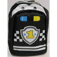 """Детский рюкзак-сумка """"Машина"""" (чёрный )19-09-030"""