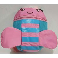 """Детский тканевый рюкзак """"Пчёлка"""" (розовый) 20-01-023"""