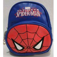 """Детский небольшой рюкзачок для мальчика """"Мульгерои"""" (Спайдермен) 20-01-025"""