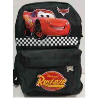"""Детский тканевый рюкзак для мальчика """"Тачка"""" (чёрный) 20-01-030"""