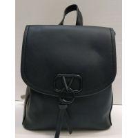 Женский городской рюкзак   (чёрный)  21-06-112