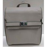 Женский средний рюкзак Suliya  (серый)  21-06-152