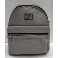 Женский стильный рюкзак Suliya  (серый)  21-06-157