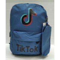 Тканевой рюкзак с пеналом Tik Tok 21-08-034