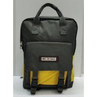 Тканевой рюкзак с ручками (2) 21-08-049