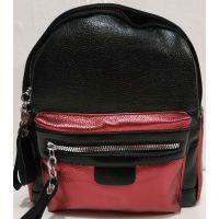 Городской рюкзак (с красной вставкой) 19-07-033