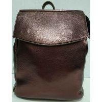 Городской рюкзак (шоколадный) 19-07-034