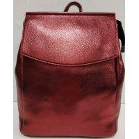 Городской рюкзак (красный) 19-07-034