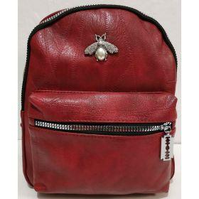Городской рюкзак (красный) 19-07-037