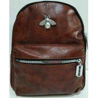 Городской рюкзак (коричневый)19-07-037