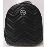 Женский городской рюкзак Johnny (чёрный) 20-07-015