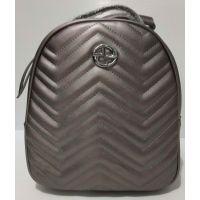 Женский городской рюкзак Johnny (бронзовый) 20-07-015