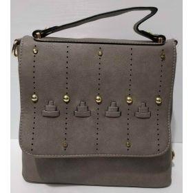 Женский рюкзак-сумка (хаки) 20-11-002