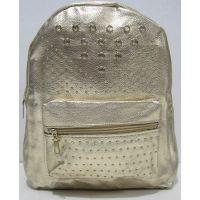 Городской рюкзак  (золотой) 18-03-024