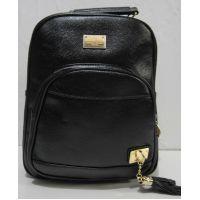Городской  рюкзак с кисточкой  18-08-038