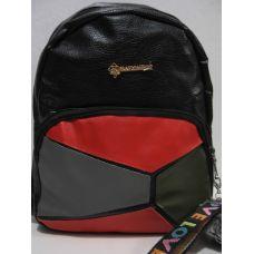 Рюкзак женский (чёрный)18-12-120
