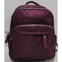 Городской тканевый рюкзак (фиолетовый) 19-01-003