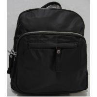 Городской тканевый рюкзак (чёрный) 19-01-003