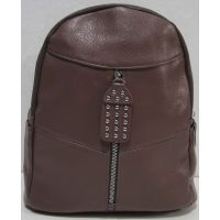Городской рюкзак (бургунд) 19-01-006