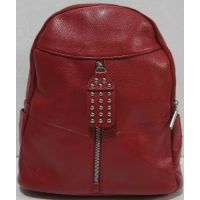 Городской рюкзак (красный) 19-01-006