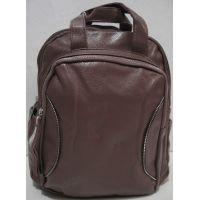 Городской рюкзак-сумка (бургунд) 19-01-007