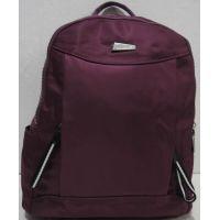 Городской тканевый рюкзак (фиолетовый) 19-01-009