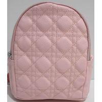Городской небольшой рюкзак (розовый) 19-03-060
