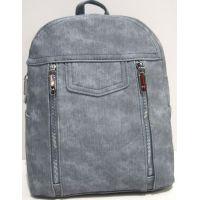 Городской тканевый рюкзак (джинсовый) 19-04-006