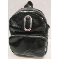 Женский городской рюкзак (чёрный) 19-06-004