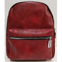 Городской рюкзак (красный) 19-07-032