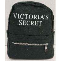 Женский тканевый рюкзак (чёрный) 19-08-043