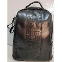 Женский кожаный рюкзак (1) 19-10-070