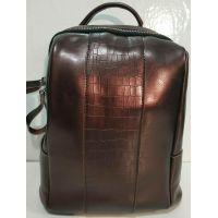 Женский кожаный рюкзак (2) 19-10-070