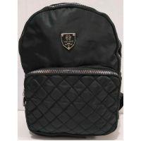 Женский городской рюкзак Wen Long (чёрный) 20-01-035