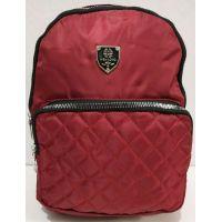 Женский городской рюкзак Wen Long (бордовый) 20-01-035